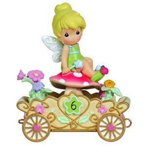 Disney Birthday Parade Have A Fairy Happy Birthday, Age 6, Figurine 104408