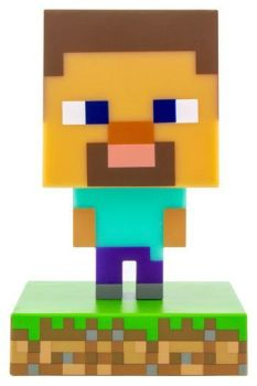 Minecraft 3D Icon Light Steve PP6594MCF