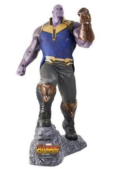 Avengers Infinity War Life-Size Statue Thanos 280 cm MM-THANOS-IW