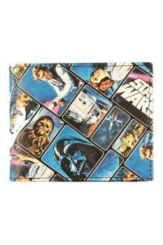 Star Wars Bifold Wallet Classic AOP MW366710STW