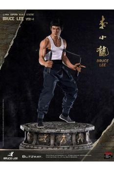 Bruce Lee Hybrid Type Superb Statue 1/4 Bruce Lee Tribute Ver. 4 57 cm BW-SS-20901