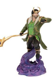 Marvel Contest Of Champions Video Game PVC Statue 1/10 Loki 20 cm PCSMCOCLO110