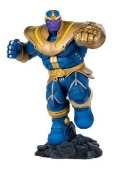 Marvel Contest Of Champions Video Game PVC Statue 1/10 Thanos 22 cm PCSMCOCTH110