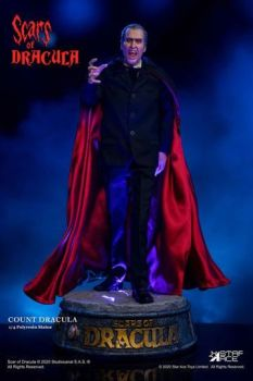 Scars of Dracula Statue 1/4 Count Dracula 2.0 53 cm STACSA4006