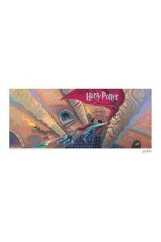 Harry Potter Art Print Chamber of Secrets Book Cover Artwork Limited Edition 42 x 30 cm FNTK-THG-HP42