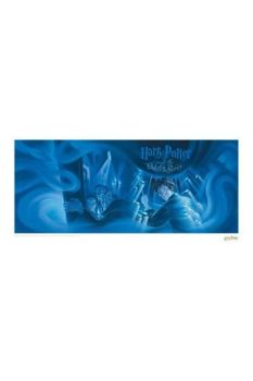 Harry Potter Art Print Order of the Phoenix Book Cover Artwork Limited Edition 42 x 30 cm FNTK-THG-HP45