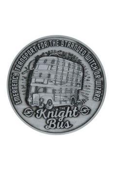 Harry Potter Medallion Knight Bus Limited Edition FNTK-THG-HP36