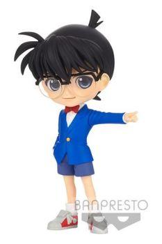 Case Closed Q Posket Mini Figure Conan Edogawa Ver. A 13 cm BANPBP17876P