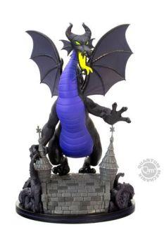 Disney Villains Q-Fig Max Elite Figure The Maleficent Dragon 22 cm QMXDIS-0103
