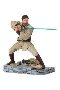 Star Wars Episode III Milestones Statue 1/6 Obi-Wan Kenobi 30 cm GENTMAY212118