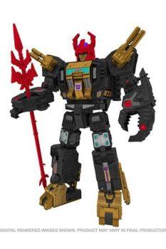 Transformers Generations Selects Legacy Titan Class Action Figure 2021 Black Zarak 53 cm HASF4723