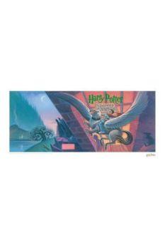 Harry Potter Art Print Prisoner of Azkaban Book Cover Artwork Limited Edition 42 x 30 cm FNTK-THG-HP43
