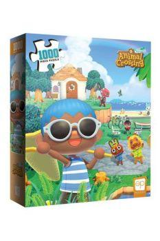 Animal Crossing New Horizons Jigsaw Puzzle Summer Fun (1000 pieces) USAPZ005-674