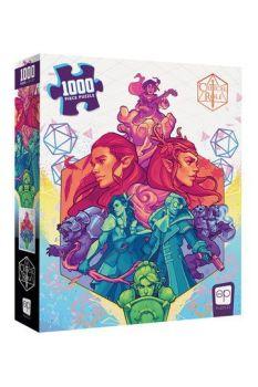 Critical Role Jigsaw Puzzle Vox Machina (1000 pieces) USAPZ139-517