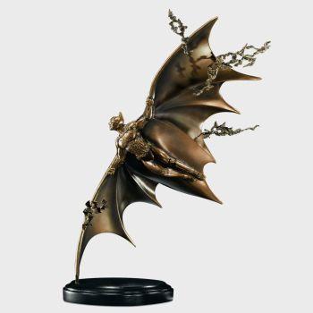 Batman Begins Bronze Gliding Sculpture NN7036