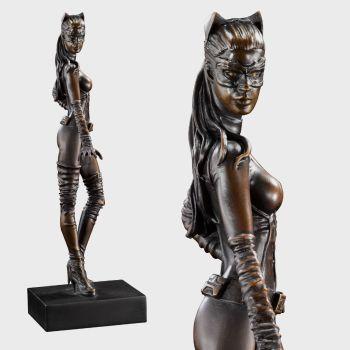 Catwoman Bronze Sculpture NN4726