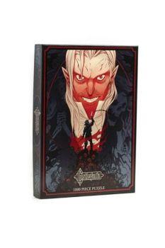 Castlevania Jigsaw Puzzle Dracula vs Belmont (1000 pieces) MT-CVPZ-000100
