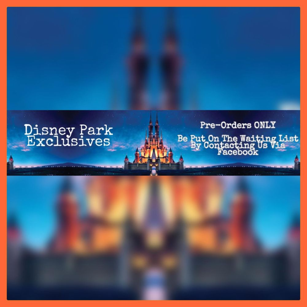 Disney Park Exclusives