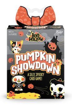 Boo Hollow Card Game Pumpkin Showdown English Version FK57855