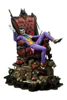 DC Comic Maquette The Joker (Deluxe) 52 cm TWTH908470