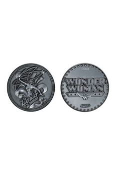 DC Comics Collectable Coin Wonder Woman Limited Edition FNTK-THG-DC07