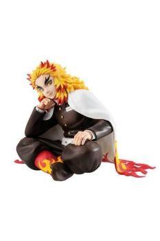 Demon Slayer Kimetsu no Yaiba G.E.M. PVC Statue Rengoku Palm Size 9 cm MEHO831140
