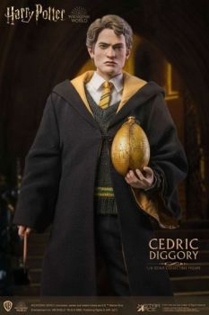 Harry Potter My Favourite Movie Action Figure 1/6 Cedric Diggory Deluxe Version 30 cm STACSA0069