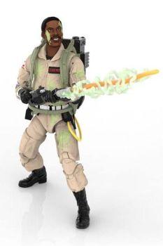 Ghostbusters Plasma Series Action Figure 2021 Glow-in-the-Dark Winston Zeddemore 15 cm HASF4851