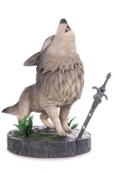 Dark Souls PVC SD Statue The Great Grey Wolf Sif 22 cm F4FDSSIFST