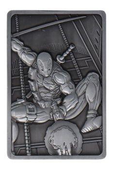 Marvel Ingot Deadpool Anniversary Limited Edition FNTK-K-016