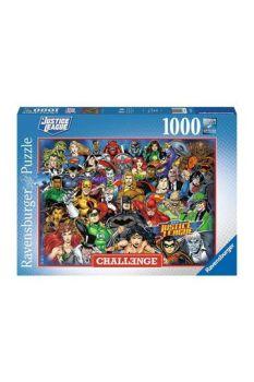 DC Comics Challenge Jigsaw Puzzle Justice League (1000 pieces) RAVE16884