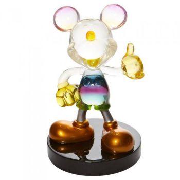 Rainbow Mickey Mouse Figurine 6010253