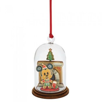 Santa, Please Call Here (Mickey Mouse Hanging Ornament) A30542