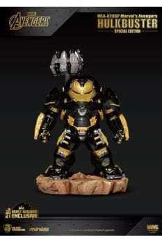Avengers: Age of Ultron Egg Attack Figure Hulkbuster Special Edition 13 cm BKDMEA-028SP