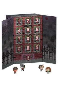 13 Day Spooky Countdown Pocket POP! Advent Calendar FK48114