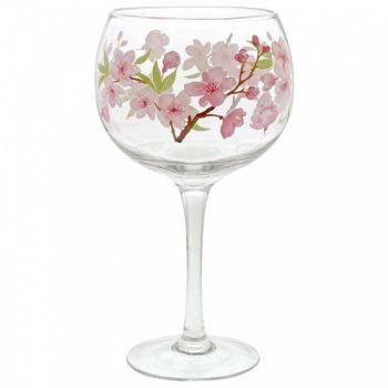 Cherry Blossom Gin Copa Glass A29734