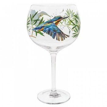Kingfisher Copa Gin Glass A30418