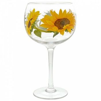 Sunflower Gin Copa Glass A29733