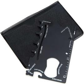 MAD MAN 16 FUNCTION CREDIT CARD WALLET PRODUCT CODE: HM2226