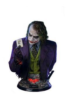 The Dark Knight Life-Size Bust Joker 82 cm IFSA0006A