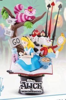 Alice in Wonderland D-Select PVC Diorama 15 cm BKDDS-010