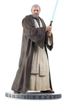 Star Wars Episode IV Milestones Statue 1/6 Obi-Wan Kenobi 30 cm GENTAUG212427