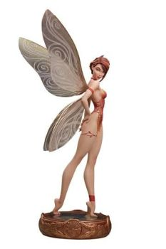 Fairytale Fantasies Collection Statue Tinkerbell (Fall Variant) 30 cm SS2005054