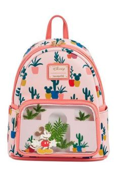 Disney by Loungefly Backpack South Western Mickey Cactus heo Exclusive LF-WDBK1581
