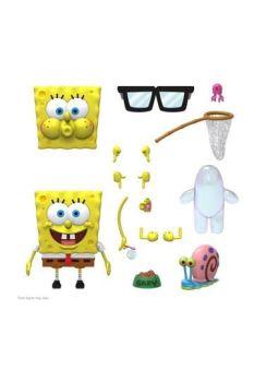 SpongeBob Ultimates Action Figure SpongeBob 18 cm SUP7-UL-SBOBW01-BOB-01