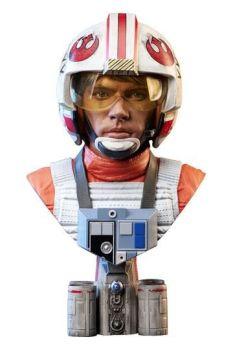 Star Wars Episode IV Legends in 3D Bust 1/2 Luke Skywalker (X-Wing Pilot) 25 cm GENTSEP212197