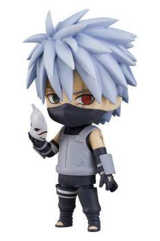 Naruto Shippuden Nendoroid PVC Action Figure Kakashi Hatake: Anbu Black Ops Ver. 10 cm GSC12532