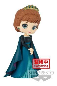 Disney Q Posket Mini Figure Anna (Frozen 2) Ver. A 14 cm BANPBP18216P
