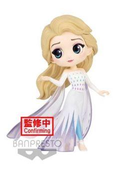 Disney Q Posket Mini Figure Elsa (Frozen 2) Ver. A 14 cm BANPBP18111P