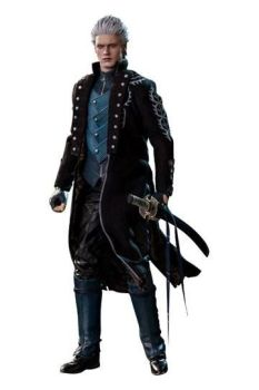Devil May Cry 5 Action Figure 1/6 Vergil 31 cm ACT909117